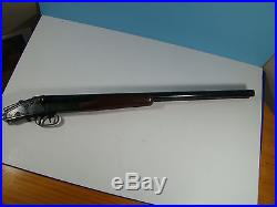 Daisy model 410 double barrel bb gun for parts only