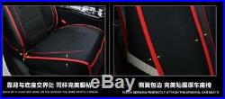 Deluxe Car Auto Seat Covers Full Set Cushion 5-Seat For Car Interior Accessories