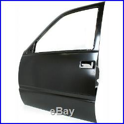Door Shell Set For 88-98 Chevy C1500 1988-2000 K2500 99-2000 Escalade Front 2Pc