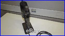 Dumore Model 8226 Watch Makers Drill Press Parts or Repair