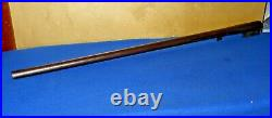 EARLY 1920's STEVENS Savage MODEL UNKNOWN 12ga 30 BARREL gun parts #TC241