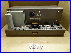EL34 Marantz Model Two, tube amplifier pair. Need work for parts or repair