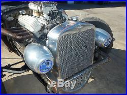 E J Headlight Shells Hot Rod Scta Rat Model A T Ratrod 1932 Ford 1930 1929