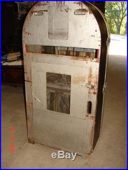 Early 1950's AMI JUKEBOX MODEL CC AS FOUND FOR PARTS OR RESTORATION