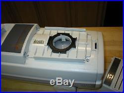 Electrolux Ambassador 111 Model C101H Canister vacuum lots of new parts