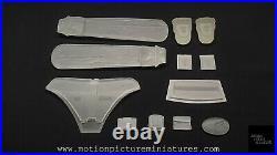 Enterprise D upgrade parts V2 SET, 1/1400 AMT Round2 Star Trek model kit