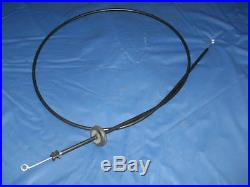 Escort Mk1 Mk2 All Models New Bonnet Release Cable