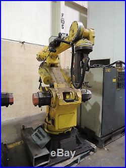 FANUC ROBOT S MODEL 420F WITH CONTROLLER FOR PARTS