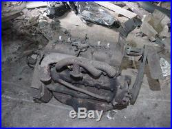 FORD 2 Model A engines, 1 B engine, transmissions and related parts