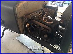 FORD MODEL T ROADSTER PICKUP AND ONE PARTS MODEL T PICKUP MISSING PARTS