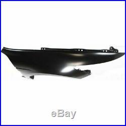 Fender For 2008-2012 Honda Accord Sedan Models Front Right Side Primed Steel