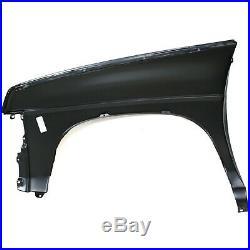 Fender For 95-97 Nissan Pickup 89-94 D21 Set of 2 Front LH & RH Primed Steel
