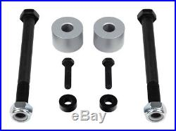 Fits 05-18 Toyota Tacoma 3 Front 3 Rear Lift Kit and Diff Drop Spacers 4WD PRO