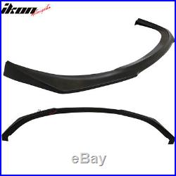 Fits 09-15 Mitsubishi Lancer RA Style Front Bumper Lip For GT GTS Model