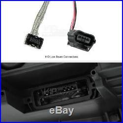 For 08-10 Jeep Grand Cherokee FACTORY HID D1S Xenon Model Black Headlight Lamp