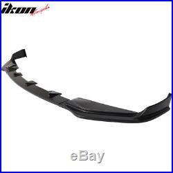 For 14-17 Infiniti Q50 Base Model Front Bumper Lip Splitter ABS