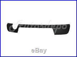 For 2006-2009 Chevy Trailblazer Ss Model Rear Bumper Cover Lower Primed