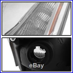 For 2007 2008 2009 Lexus ES350 Halogen Model Headlights Headlamps Set Left+Right