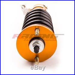 For 88-91 Honda Civic 90-93 Acura Integra Adj. Height Coilovers Shock Absorbers