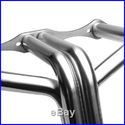 For Ford Sbc Hi-boy Street/hot Rod Small Block V8 Stainless Steel Header Exhaust