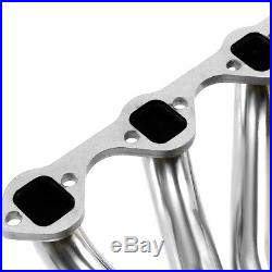 For Ford Street Rod Small Block 289-302-351 Stainless Exhaust Manifold Header