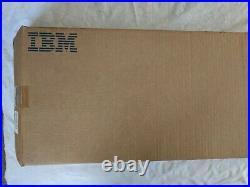For Parts, NOS in OG Box, IBM Model F 1397950 Bigfoot Terminal Keyboard 3.14.96