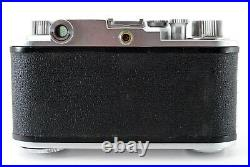 For Parts or Repair MINOLTA 35 MODEL II Rangefinder Body and 5cm F/2 lens A637