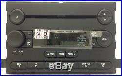 Ford F250 F350 F-250 350 CD radio. New OEM factory FoMoCo stereo for 2005-2007