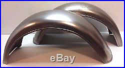 Ford Model A Car Custom Bobbed Steel Rear Fender PAIR 1928-31 Rat/Hot Rod Style
