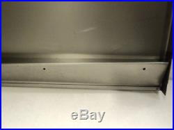 Ford Model A Coupe Roadster Below Deck Lid Panel 30,31 1930-1931 A163B