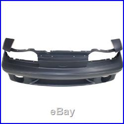 Front Bumper Cover For 1987-1993 Ford Mustang GT Model Primed Plastic