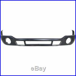 Front Bumper Cover For 2003-2006 GMC Sierra 1500 with fog lamp holes Primed