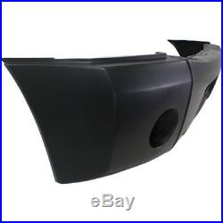 Front Bumper Cover For 2004-2014 Nissan Titan S/XE Model Primed Plastic