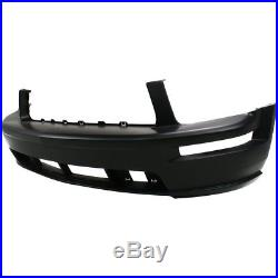 Front Bumper Cover For 2005-2009 Ford Mustang GT Model Primed Plastic