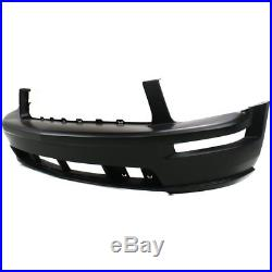 Front Bumper Cover For 2005-2009 Ford Mustang GT Model Primed Plastic CAPA