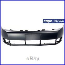 Front Bumper Cover For 2008-2011 Ford Focus Sedan (10-11 S/SE/SEL Models) CAPA