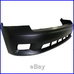 Front Bumper Cover For 2011-2012 Ram 1500 with fog lamp holes Primed