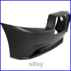 Front Bumper Cover For 2011-2014 Dodge Charger R/T/SE/SXT Models Primed Plastic