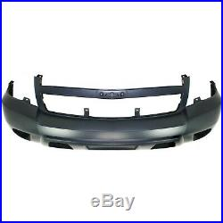 Front Bumper Cover Replacement for 2007-2014 Chevy Avalanche, Suburban, Tahoe