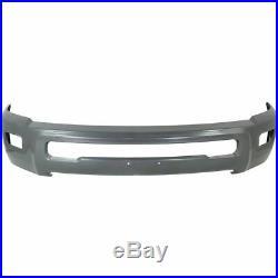 Front Bumper Face Bar Primed With Fog Light Holes For 2010 2018 RAM 2500 3500