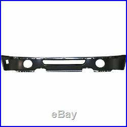 Front Bumper For 2006-2008 Ford F-150 with spoiler prov with air & fog light holes