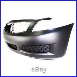 Front Bumper For 2007-08 Infiniti G35 Sedan witho Technology Pkg Exc. Sport Model