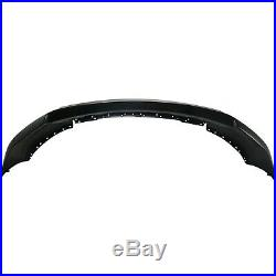 Front Bumper For 2011-2015 Ram 2500 Painted Gray Steel