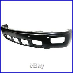 Front Bumper For 2014-2015 Chevy Silverado 1500 with fog light holes