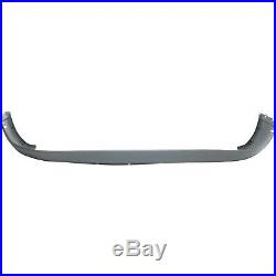 Front Bumper For 94-2001 Dodge Ram 1500 Chrome Steel with valance & bumper cover