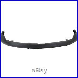 Front Upper Bumper Cover For 2009-2014 Ford F-150 XL Model Textured Plastic
