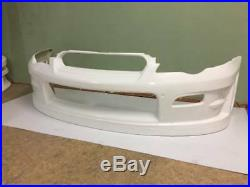 Front bumper Burn-UP for Subaru Legacy BL/BP (1-st model)