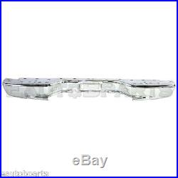 GM1102411 Rear BUMPER FACE BAR For Chevrolet, GMC CHROME New 12473000