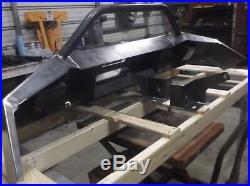 GRIZZLY CUSTOM FRONT WINCH PLATE BUMPER MODEL 2003-2006 GMC Sierra 2500/3500 HD