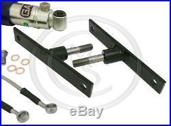 Gaz5 Mgb Gaz Telescopic Dampers Front & Rear Shock Absorber Kit All Models